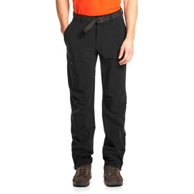 Maier Sports Torid Slim Pantalon Homme, black